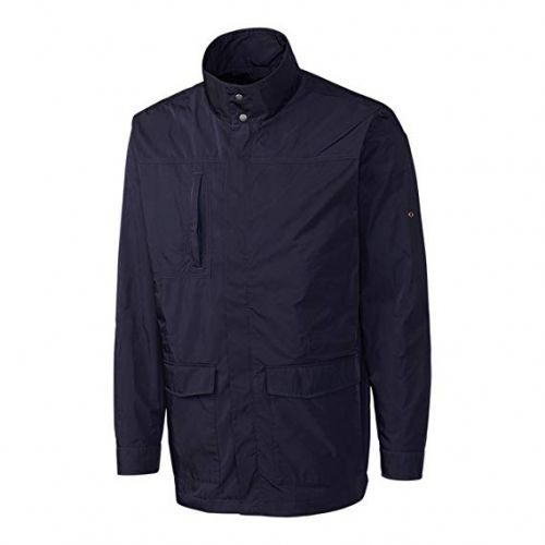 Water Repellent Casual Field Jacket by Cutter and Buck
