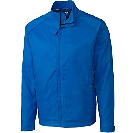 Full Zip Weymouth Jacket by Cutter & Buck