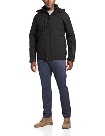 Waterproof Breathable Abington Jacket by Cutter & Buck