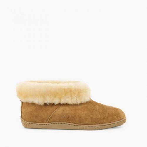 Sheepskin Ankle Boot to Size 16