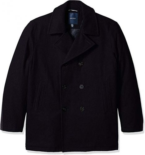 Luxury Nautica Big and Tall Peacoat to 5XT and 8XB