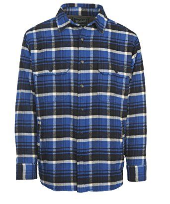 Quilt Lined Flannel Shirt