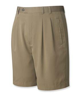 Cutter and Buck Microfiber Shorts
