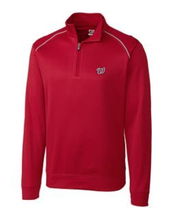 MLB Official Game Day Half-Zips