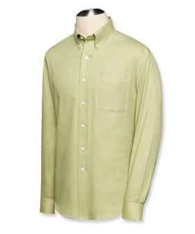 Easy Care Fine Twill Shirts in Short And Long Sleeve by Cutter and Buck