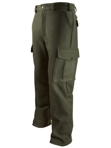 Canadian Merino Wool Cargo Pants to Size 52
