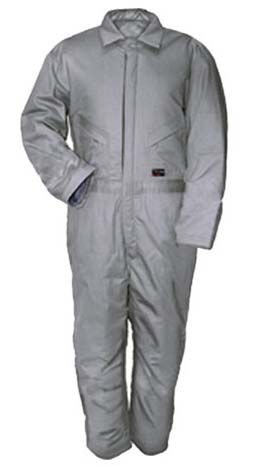 Flame-Resistant Insulated Coverall