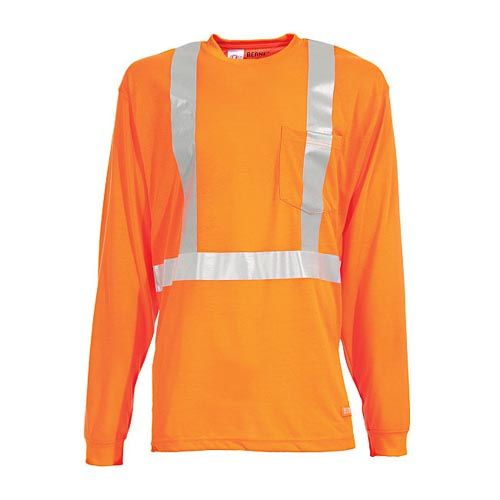 Hi Visibility Taped T-Shirts in Short or Long Sleeve