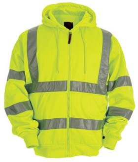 High Visibility Thermal Sweatshirt