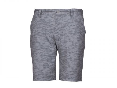 Flat Front Ultra Lite Golf and Casual Camo Shorts by Cutter and Buck Tall & Regular Lengths