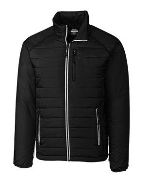 Quilted Insulated Windham Jacket by Cutter & Buck