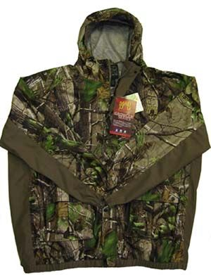 Silent Waterproof Windproof Micro Hunting Suit