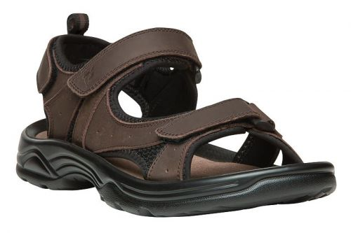 Leather Upper Classic Sandals in 3 Colors to Size 15 5E