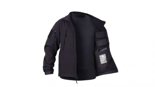 Tactical Concealed Carry Softshell to 5X