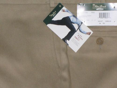 Palm Beach Easy Sizer Blended Cotton Chinos