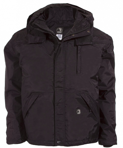 Rugged Waterproof Parka