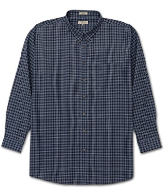 Long or Short Sleeve Casual Cotton Sport Shirt to 8XT