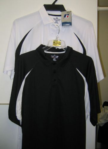 Dri-Power® Two-Tone Polo Shirt