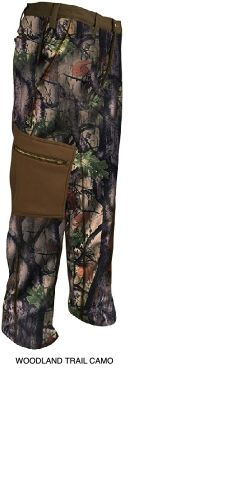 Sherpa Lined Softshell Camo Hunting Pant to Size 52