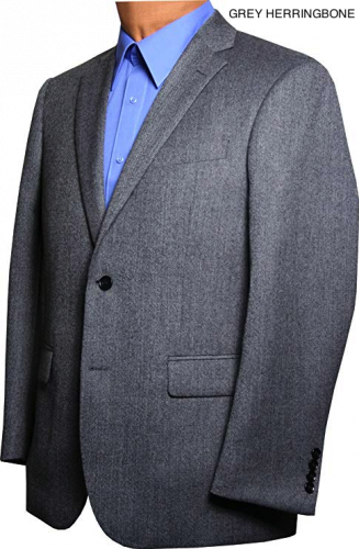 All Wool Check and Houndstooth Sport Coats to Size 80
