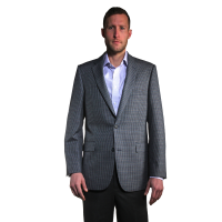 Blended Wool Year Round Sport Jacket