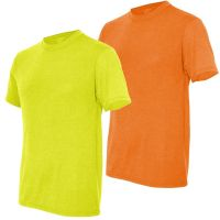 Safety Green & Orange T-Shirt