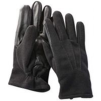 Luxury Wool Gloves with Leather Palm to 5X
