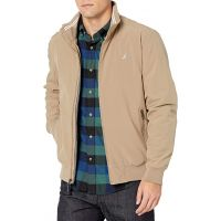 Nautica Stretch Bomber in Taupe or Black to 6XT and 8XB