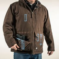 Concealed Carry Rugged Parka