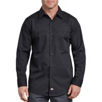 Premium Ventilated Work Shirt to 7XT in Short and Long Sleeves