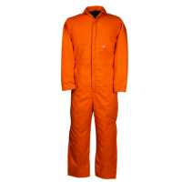 Insulated Coverall in Blaze
